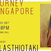 Ellie Lasthiotaki- A debut exhibition of paintings