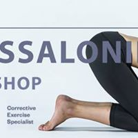 Corrective Exercise Specialist by NASM - Thessaloniki Workshop