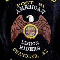 American Legion Riders Post 91 Chandler, AZ