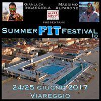 Summer FIt Festival 1.0 - Versilia 24-25 Giugno 2017