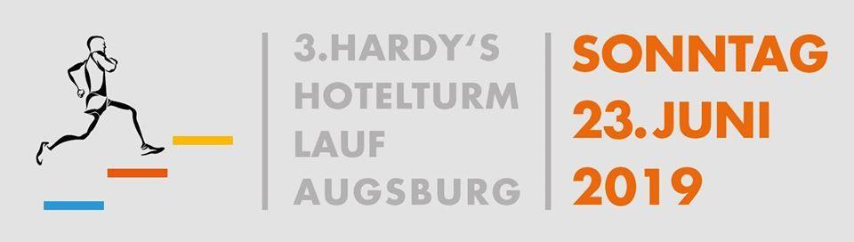 3. Hardys Hotelturmlauf Augsburg