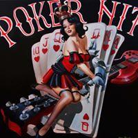 Poker Nite Rocks The Merchant