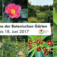 Woche der Botanischen Grten 2017
