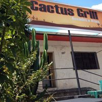 Cactus Grill 5 anos