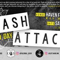 Flash Attack Tattoo Day