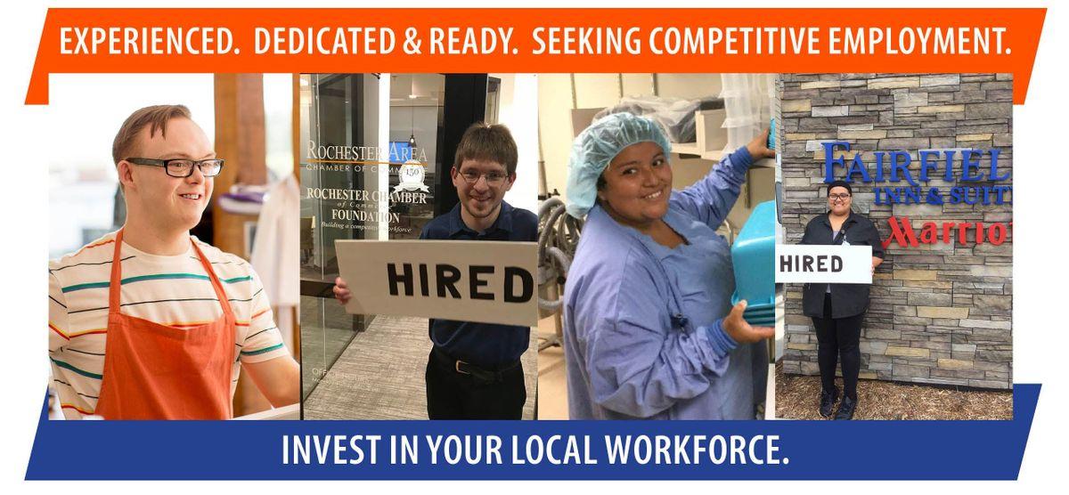 MaxAbility of SE Minnesota presents  The 2nd Annual Reverse Job Fair