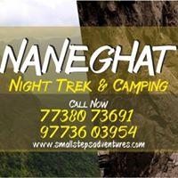 Night Trek and Camping at Naneghat on 25th -26th November 2017