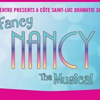 Fancy Nancy The Musical at the Segal Centre
