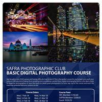 SPC - Basic Digital Photography Course