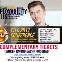 TTLC 2017 Taylors