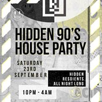 Hidden 90s House Party