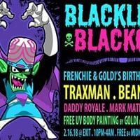 Blacklight Blackout ft. Traxman &amp Beans N Rice