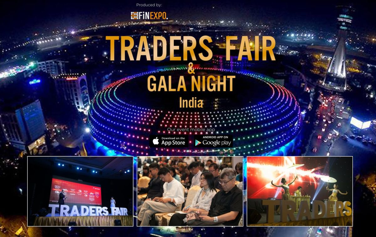 Traders Fair 2019 - India (Financial Event)