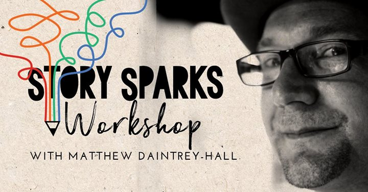 Story Sparks - a creative writing workshop