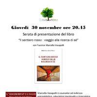 Presentazione libro Marcella Vasapolli
