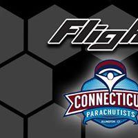 Flight-1 101 102 &amp 201 courses at Connecticut Parachutists Inc