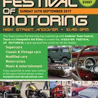 Andover Festival of Motoring