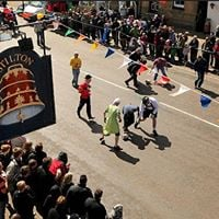 Stilton Cheese Rolling Festival
