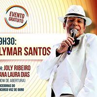 Show com Elymar Santos no So Gonalo Shopping