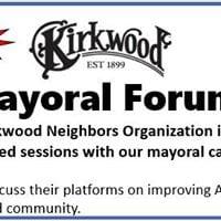 Kirkwood Mayoral Forum - Mary Norwood