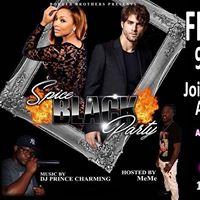 Augusta Spice Festivals Black Party