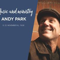 Music and ministry with Andy Park