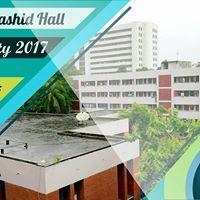 Batch Party of Rashid Hall 16