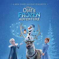 Olafs Frozen Adventure Storytime