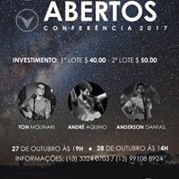 Conferencia Open Heavens - Vida Nova Cubato