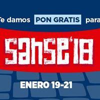 Pon Gratis para la SanSe 2018