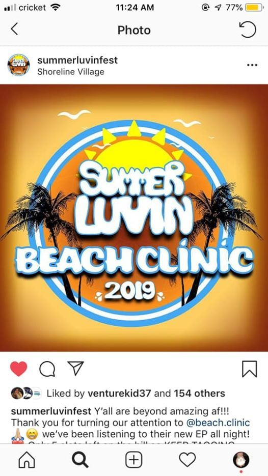 Beach Clinic