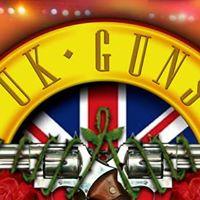 UK Guns N Roses at The Brewhouse Theatre