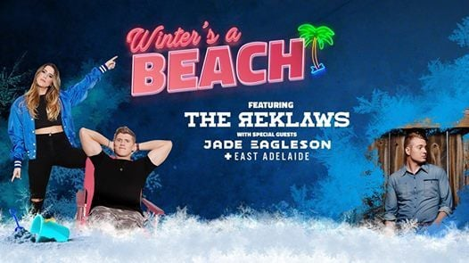 Winters a Beach featuring The Reklaws and special guests