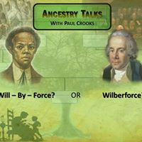Wilberforce Or Will-By-Force An Afternoon With Paul Crooks