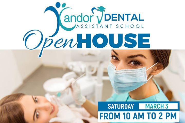Kandor Dental Assistant School Open House At Kandor Dental Orlando