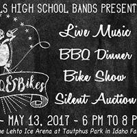 IFHS Bands Presents Blues BBQ &amp Bikes