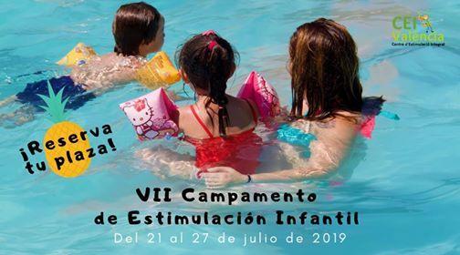 Campamento de Estimulacin Infantil 2019