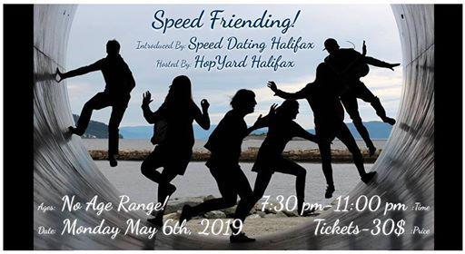 Halifax nova scotia Speed-Dating