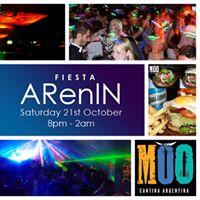 Fiesta ARenIN at Moo Cantina Argentina