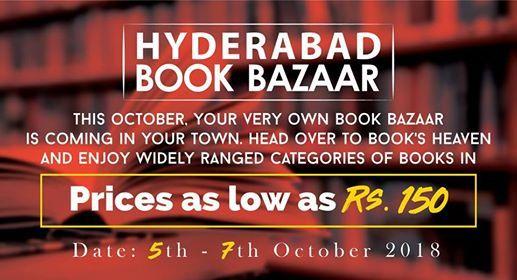Hyderabad Book Bazaar  Season 02