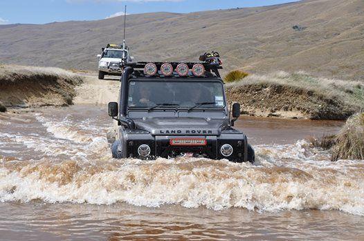 4WD South Explorers Club convoy tour of South Canterbury & Otago