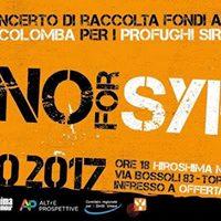 Torino for SYRIA  Hiroshima Mon Amour