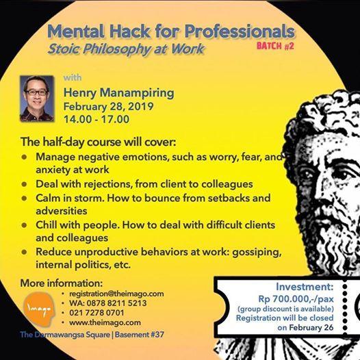 Mental Hack for Professionals