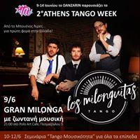 2o Athens Tango Week