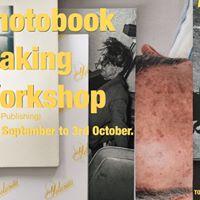 A photobook making workshop