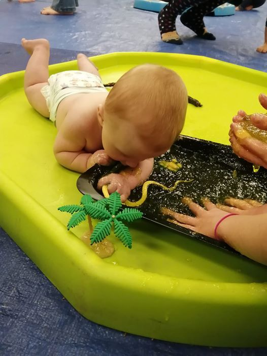 Messy Play - Ludgershall