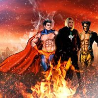 The Party Super Heroes