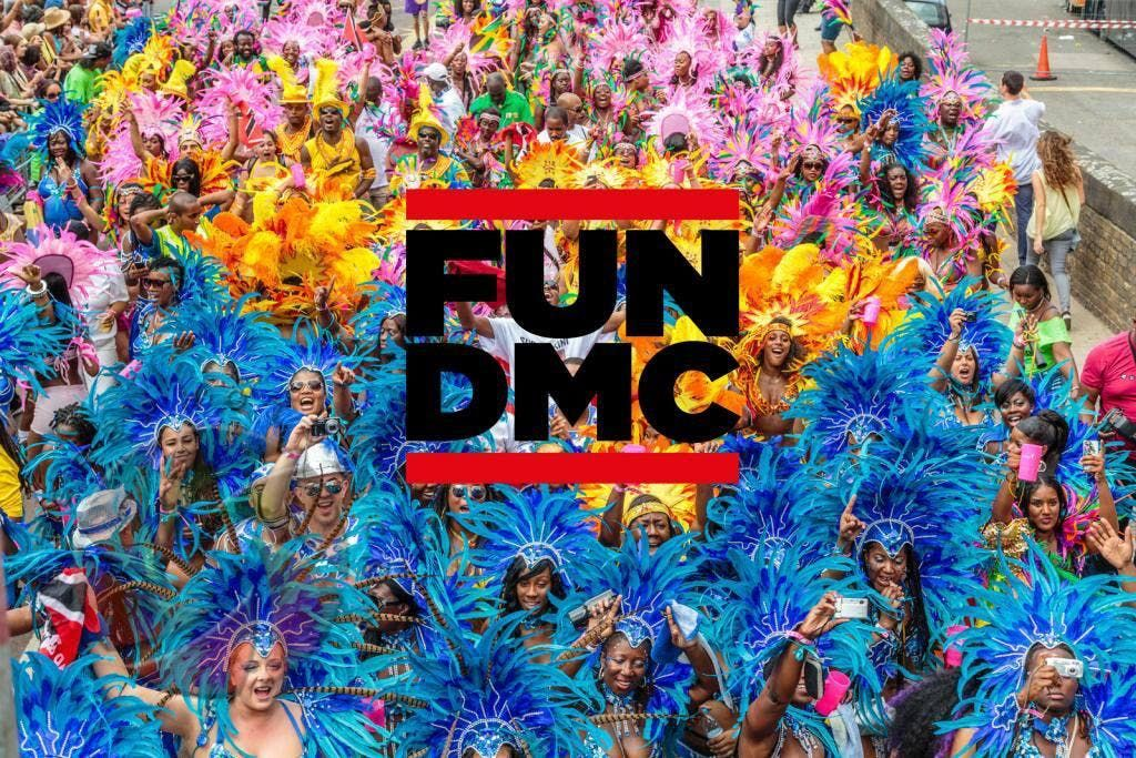 FUN DMC Canival Family Day