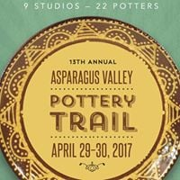 Asparagus Valley Pottery Trail