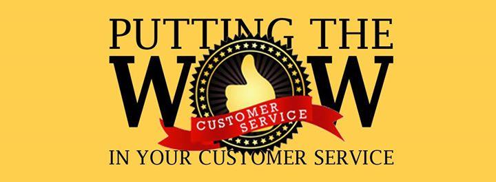 Putting The WOW In Your Customer Service At Oakwood Premier JoyNostalg Center Manila Pasig